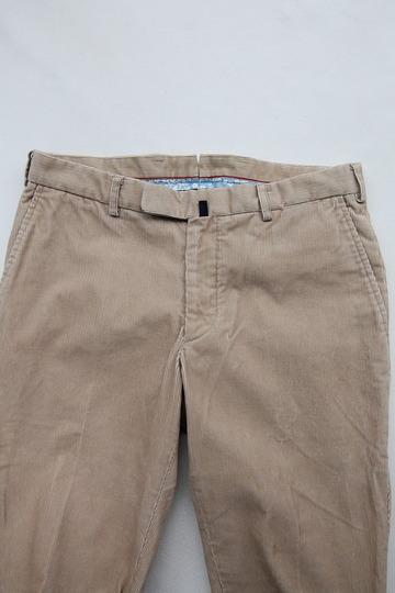 DC WHITE Corduroy Basic Pants BEIGE (4)
