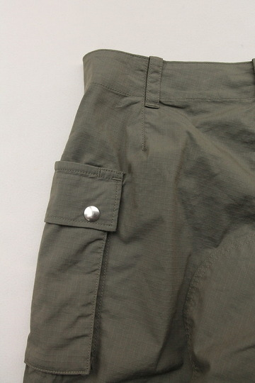 ARAN Field Shorts CT Rip OLIVE (3)