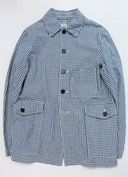 FOB Rail Road JK Salvage Gingham