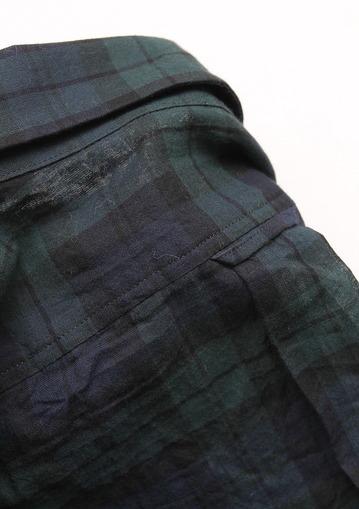 Arbre Light Weight Cotton Cloth BD BLACK WATCH (4)
