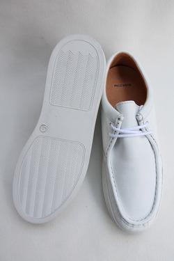 PICCANTE U Tip Shoe WHITE (7)