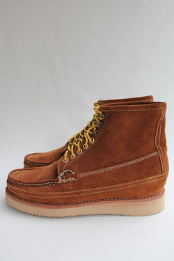Beautifical English Moc Suede GOLD (5)