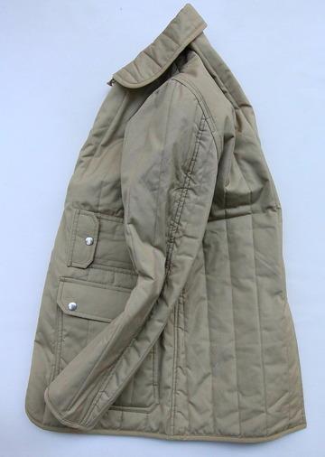 Mighty Mac Quilt Jacket BEIGE (7)