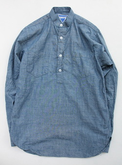 BATTERSEA Chambray Granda Shirt