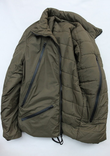 RIOT DIVISION Short Jacket to Parka GREEN (8)