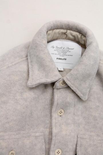 FIDELITY CPO Shirt Fleece NATURAL (2)