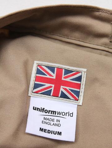 Uniform World Work Long Pants CAMEL (2)