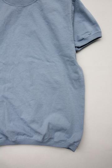 Goodwear Rib Tee SS STEEL BLUE (4)