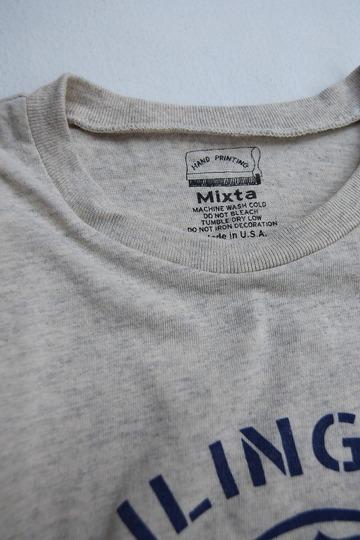 MIXTA Crew Neck Printed  OATMEAL (3)