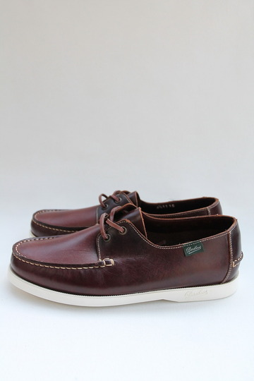 Paraboot Blanche Lis America BROWN (5)
