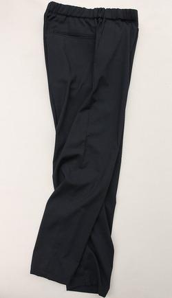 Harriss CARREMAN Taperd Pants NAVY (5)