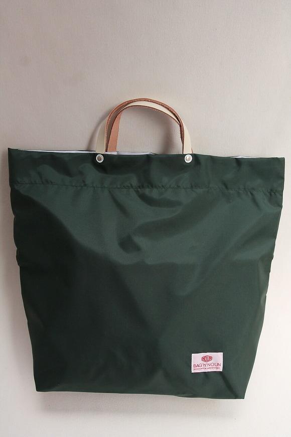 BAG n NOUN Nylon Pack FOREST