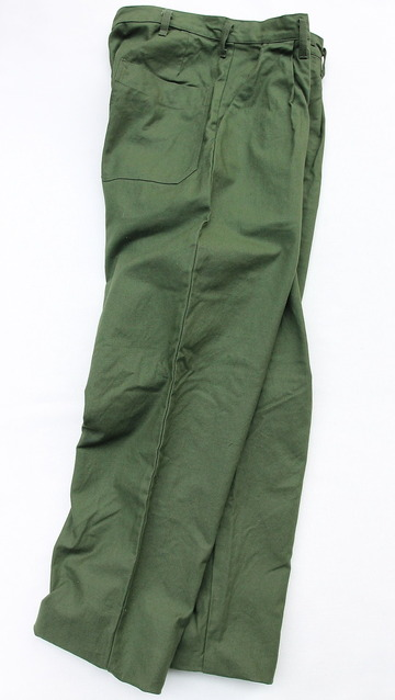 Dead Stock Sweden Army Utility Pants (6)