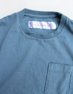 NOUN Pocket Tee SLATE BLUE (2)