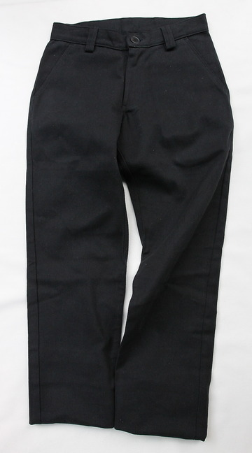 Domestic Workwear Sweetbutter Work Pants BLACK (6)