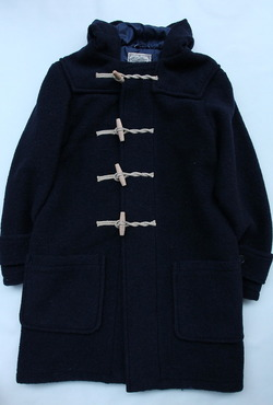 H F and Weaver Marine Coat NAVY (2)