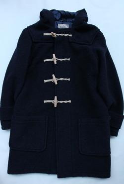 H F and Weaver Marine Coat NAVY (2)