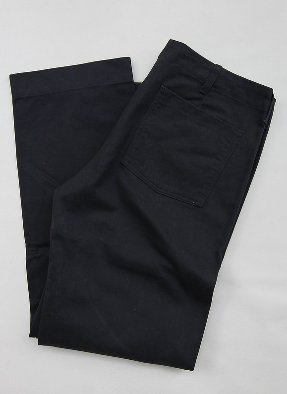 San Heavy Twill Pants NAVY