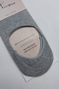 H Footwear Cover Socks Anti Slip System GREY (2)