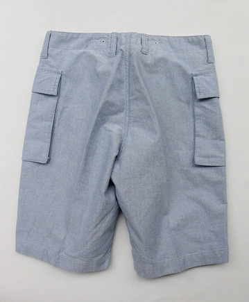 Harriss Marine Shorts SAX (5)