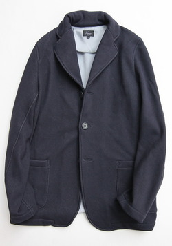 Harriss Bomber Heat Loafer Jacket NAVY