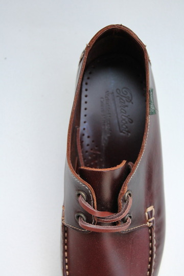 Paraboot Blanche Lis America BROWN (7)