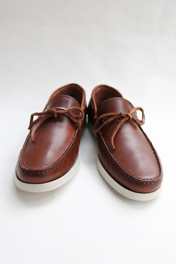 OCEANUS Leather Washed Shoes CAGNAK (2)