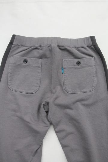Goodon Line Sweat Pants GREY (4)