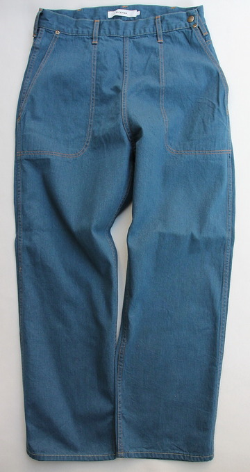 RICEMAN Ranch Pants LIGHT INDIGO (5)