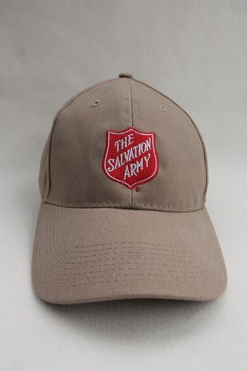 Salvation ARMY Twill Cap BEIGE (2)