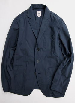FOB Carlo Tailored Jk NAVY