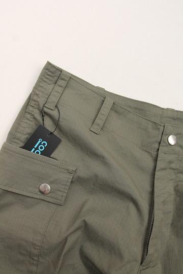 ARAN Field Shorts CT Rip OLIVE (2)