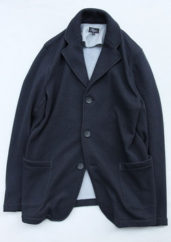 Harriss Bomber Heat 3 Button Blazer NAVY