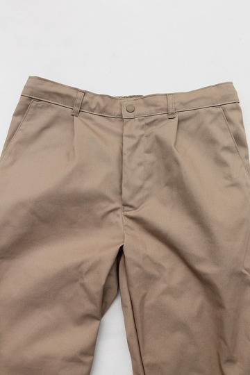 Uniform World Work Long Pants CAMEL (3)