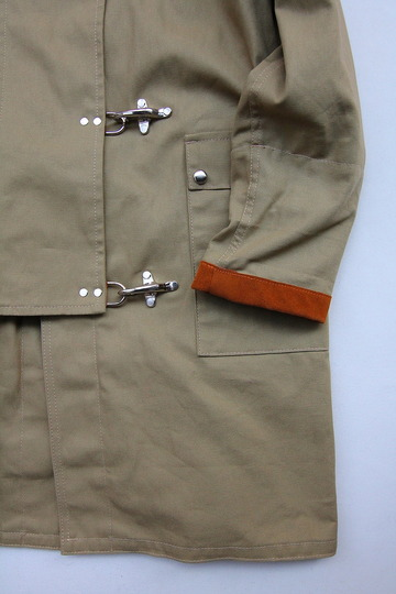 MCA Fireman Coat BEIGE (3)