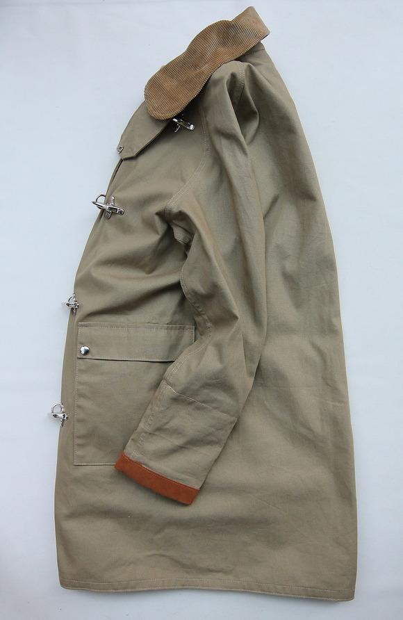 MCA Fireman Coat BEIGE (6)