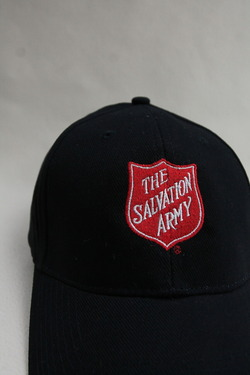 Salvation ARMY Twill Cap NAVY (3)