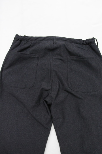FOB Easy Pants Heat Performar Herringbone CHARCOAL (4)