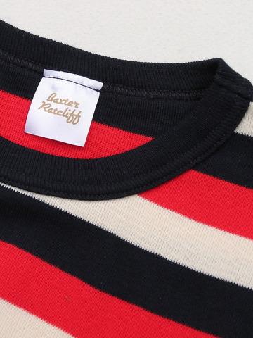Baxter Ratcliff Tricolor Stripe LS Sweatshirts Flatlock (4)