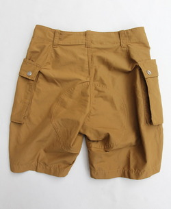 ARAN Field Shorts 6040 V TAN (5)