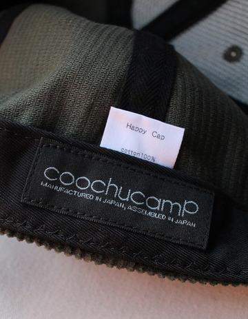 coochuucamp Happy Cap KHAKI (5)