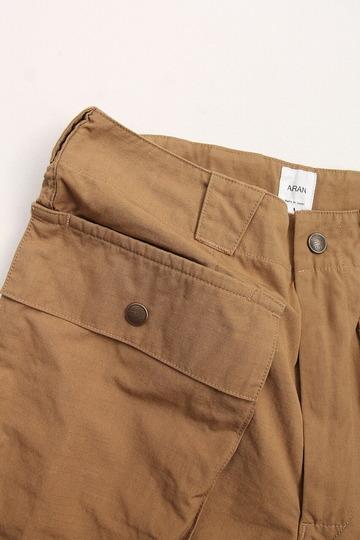 ARAN MCP Shorts CN Rip BEIGE (2)