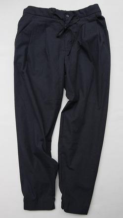 KIFFE Semi Loose Pants NAVY