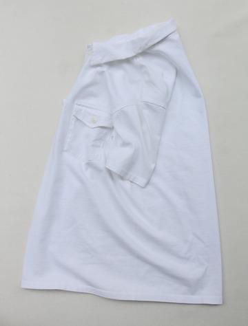 FELCO Pocket Polo WHITE (6)