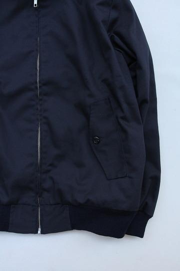 Uniform World Harrington Jacket NAVY (4)