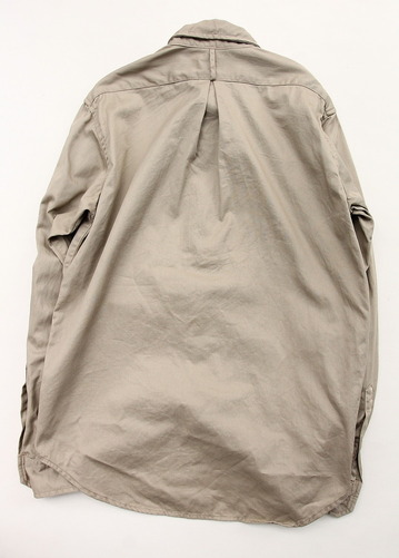 Nepenthes New York Twill BD KHAKI (6)