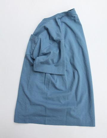 NOUN Pocket Tee SLATE BLUE (3)