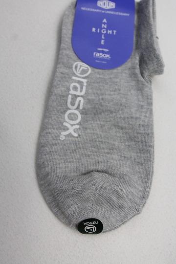 NOUN Ankle Rasox GRAY (2)