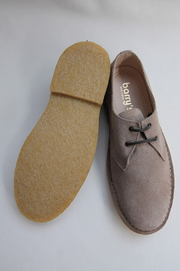 Borrys Desert Short SAND Leather Lace (6)