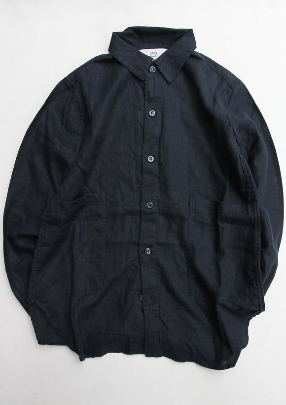 eterno W Pocket Shirts NAVY